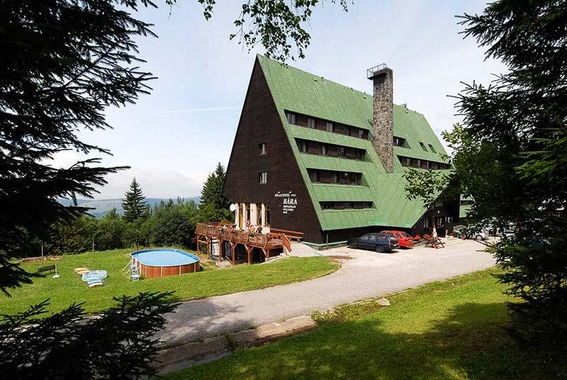 Hotel Bára – Benecko